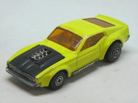 matchbox ford mustang boss