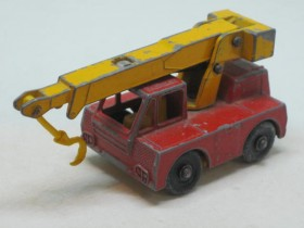 matchbox iron fairy crane