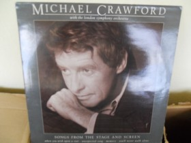 michael crawford--songs from the stage and screen