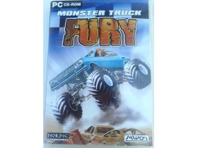 monster truck fury pc igrica