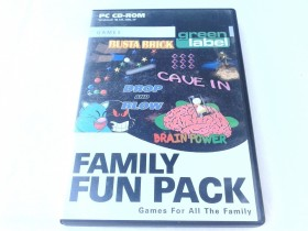 orginal igrica family fun packza