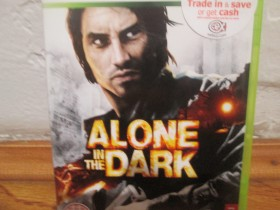 orginal igrica za xbox 360 alone in the dark