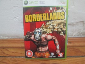 orginal igrica za xbox 360 borderlands
