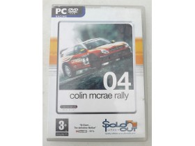 orginal  pc igrica colin mcrae rally