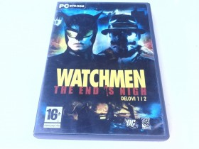 orginal  pc igrica watchmen the end is nigh