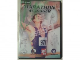pc igrica marathon manager orginal