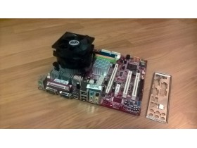 ploca 775 msi ddr2,+dual core+kul+limic