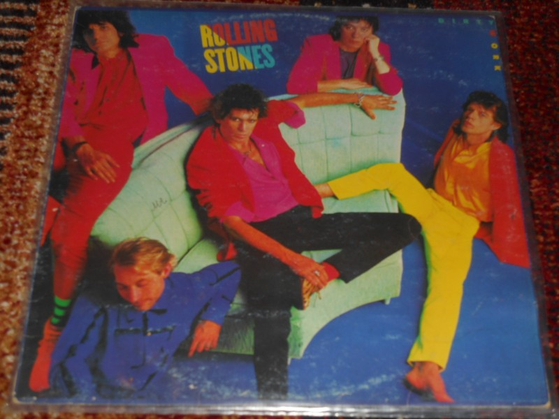 rolling stones - dirty work 5/5