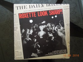 roxette-look sharp -grcko izdanje
