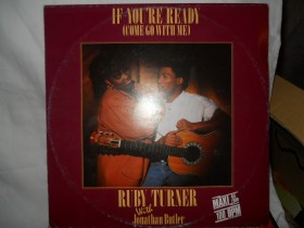 ruby turner with jonathan butler-if youre ready