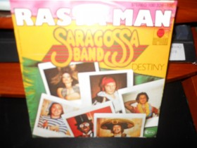 saragossa band---rasta man