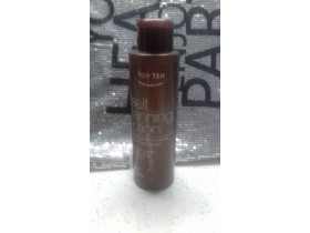 self tanning lotion dark shade za samopotamnjivanje 200