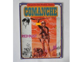 strip COMANCHE Red Dust br.2 1979.god.