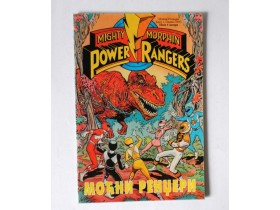strip MOĆNI RENDZERI Power Rangers br.1  1995.god.