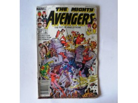 strip Marvel the MIGHTY AVENGERS br. 250 1984.god.