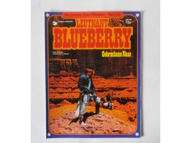 strip Poručnik Bluberi LEUTNANT BLUEBERRY  1983.god Del