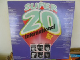 super 20 international-brand new original