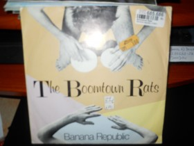 the boomtown rats----banana republic 1980g