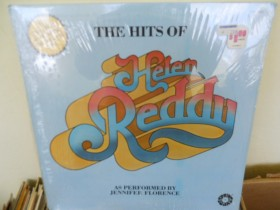 the hits of helen reddy  mint lp novo