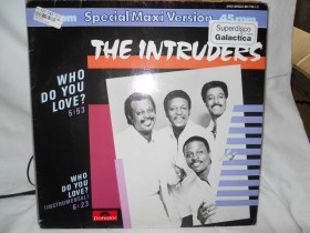 the intruders---who do you love special maxi version