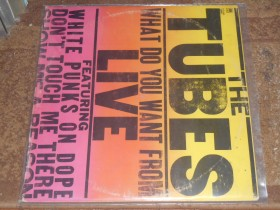 the tubes - what do you want from live 2xlp (italy) 5/5