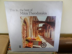this is...the best of mikis theodorakis