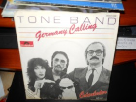 tone band---germany calling  1981g