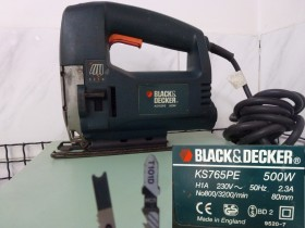 ubodna testera Black&Decker KS765PE