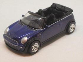 welly mini cooper S cabriolet