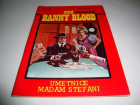 west BANNY BLOOD BROJ 10 - ODLIČAN