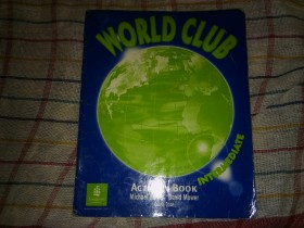 world klub activty book