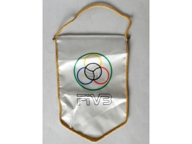 zastavica FIVB-Federation Internationale de Volley-Ball
