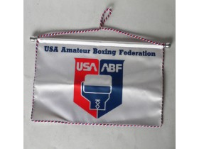 zastavica USA ABF - Amatur Boxing Federation