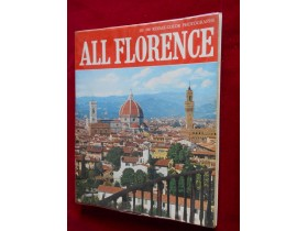 ALL FLORENCE - 190 COLOR PHOTOGRAPHS