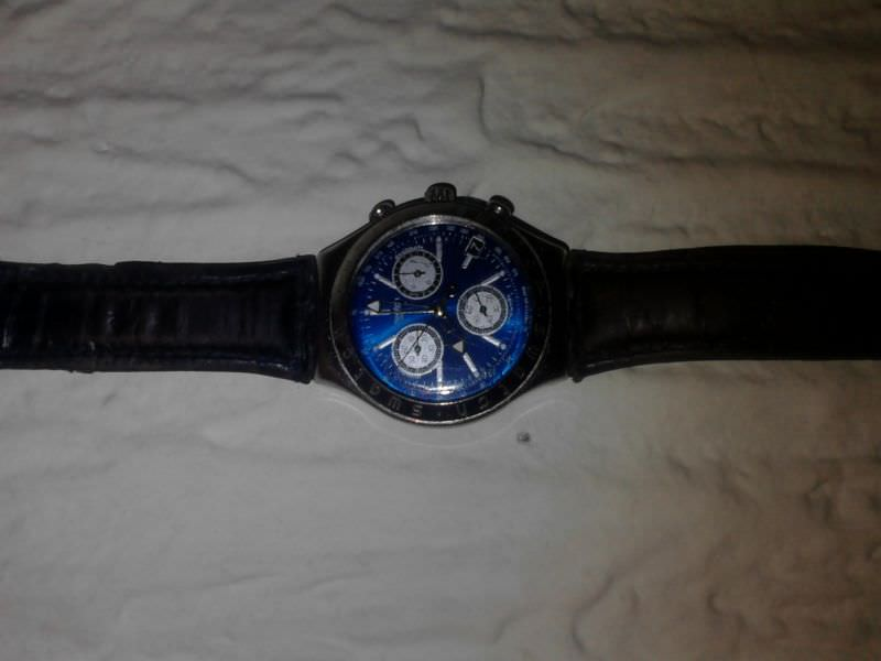 Rucni sat SWATCH AG 2000