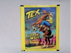 TEX L'eroe del West PANINI