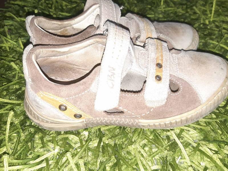 CICIBAN kožne sandale vel.30 (18,5-19cm)