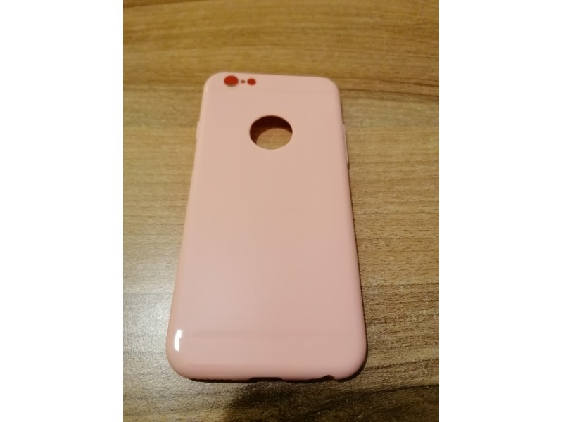 iPhone 6/6s - silikonska futrola