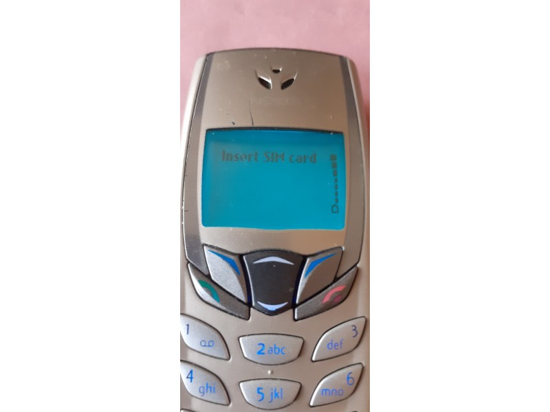 NOKIA 6510 made in Finland