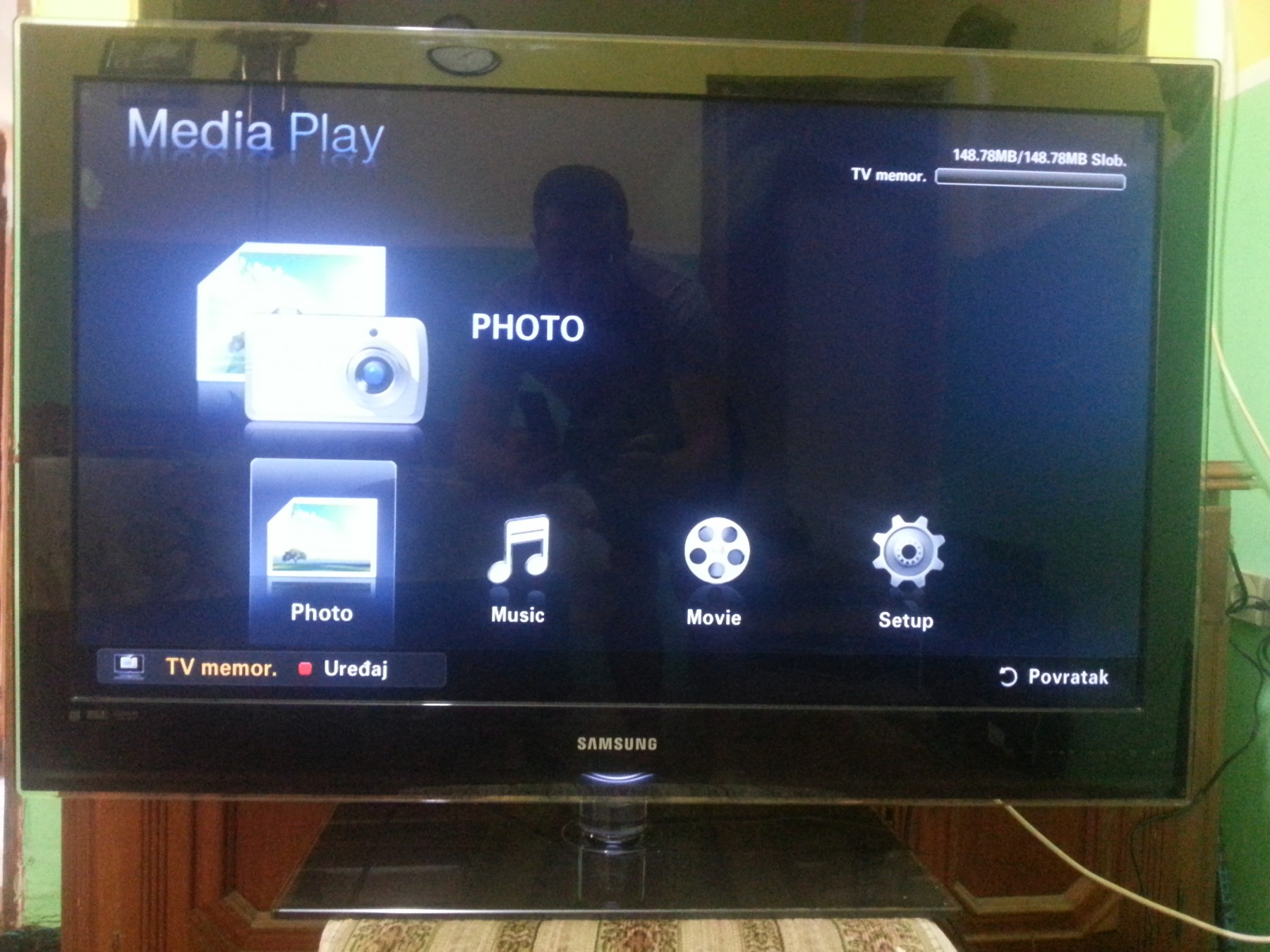 tv samsung 40 inca net tv full hd usb internet 36737697. Black Bedroom Furniture Sets. Home Design Ideas