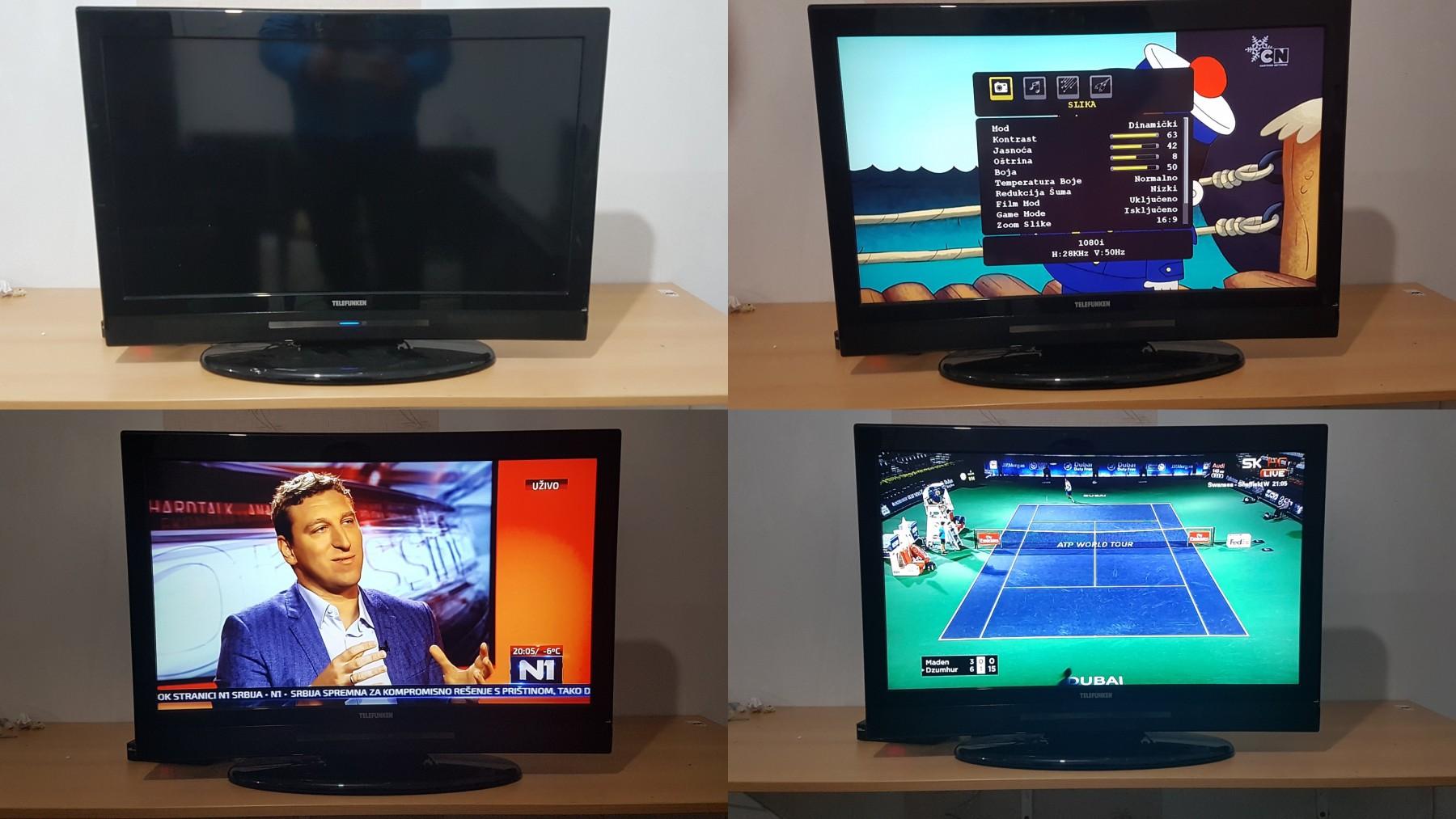 55 LCD tv TELEFUNKEN 32 inca FULL HD,hdmi,USB (64110433