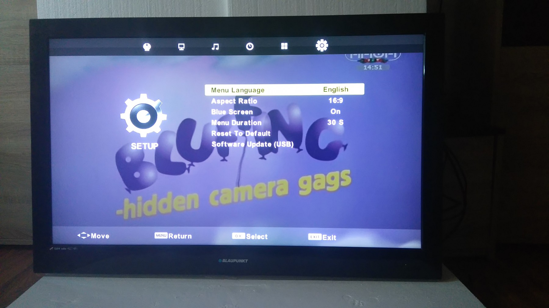 6 lcd tv BLAUPUNKT 40 inca FULL HD,USB,HDMI top ponuda