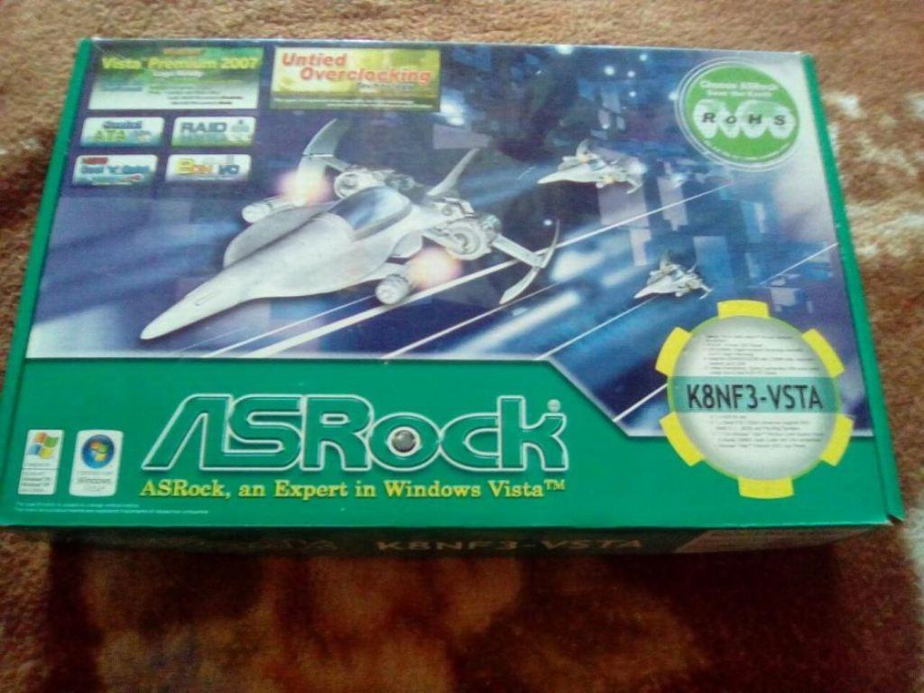 ASRock K8NF3-VSTA C-Media Audio Drivers for Mac