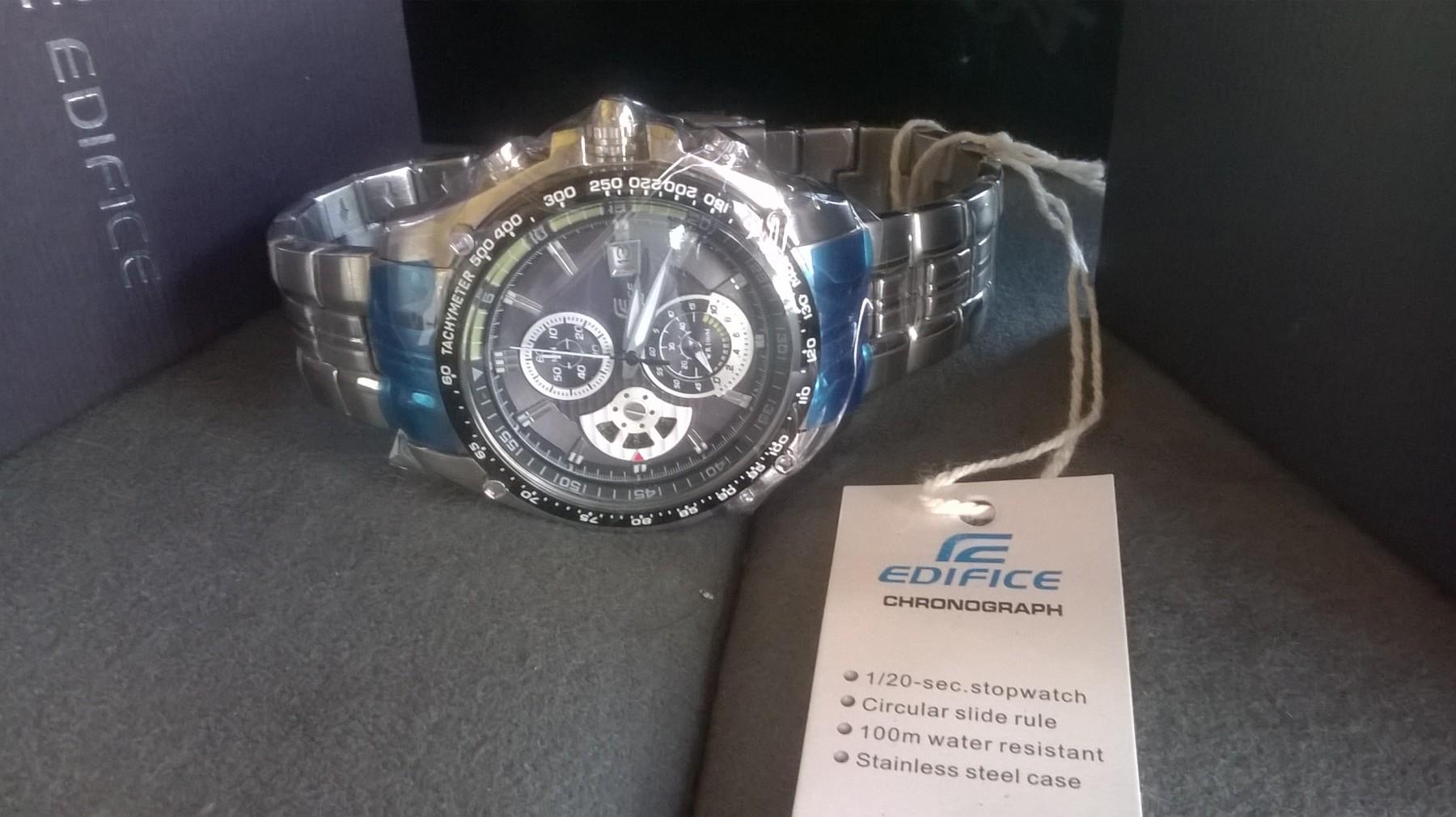 Casio Edifice Ef 543d 2av Silver Daftar Harga Terbaru Dan Mens Chronograph Watch