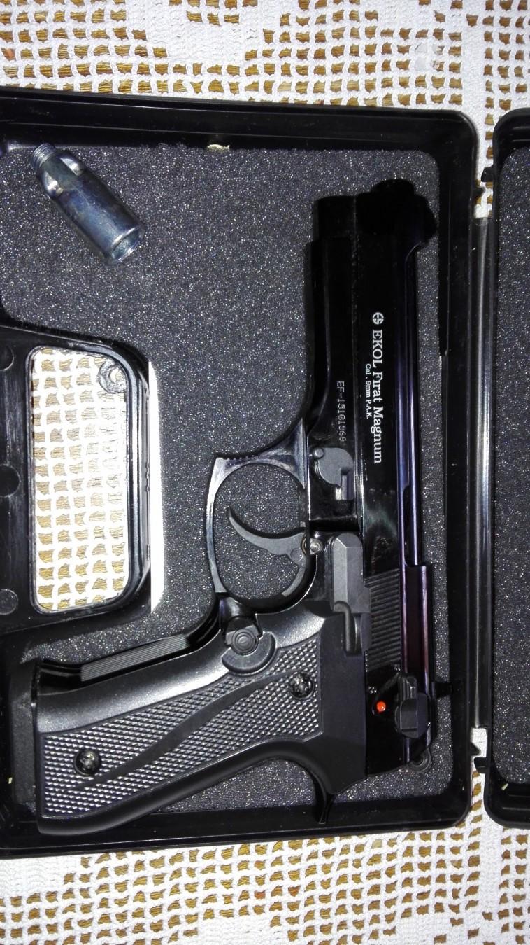 Ekol Firat Magnum Pistolj Novo 51511115 Limundocom