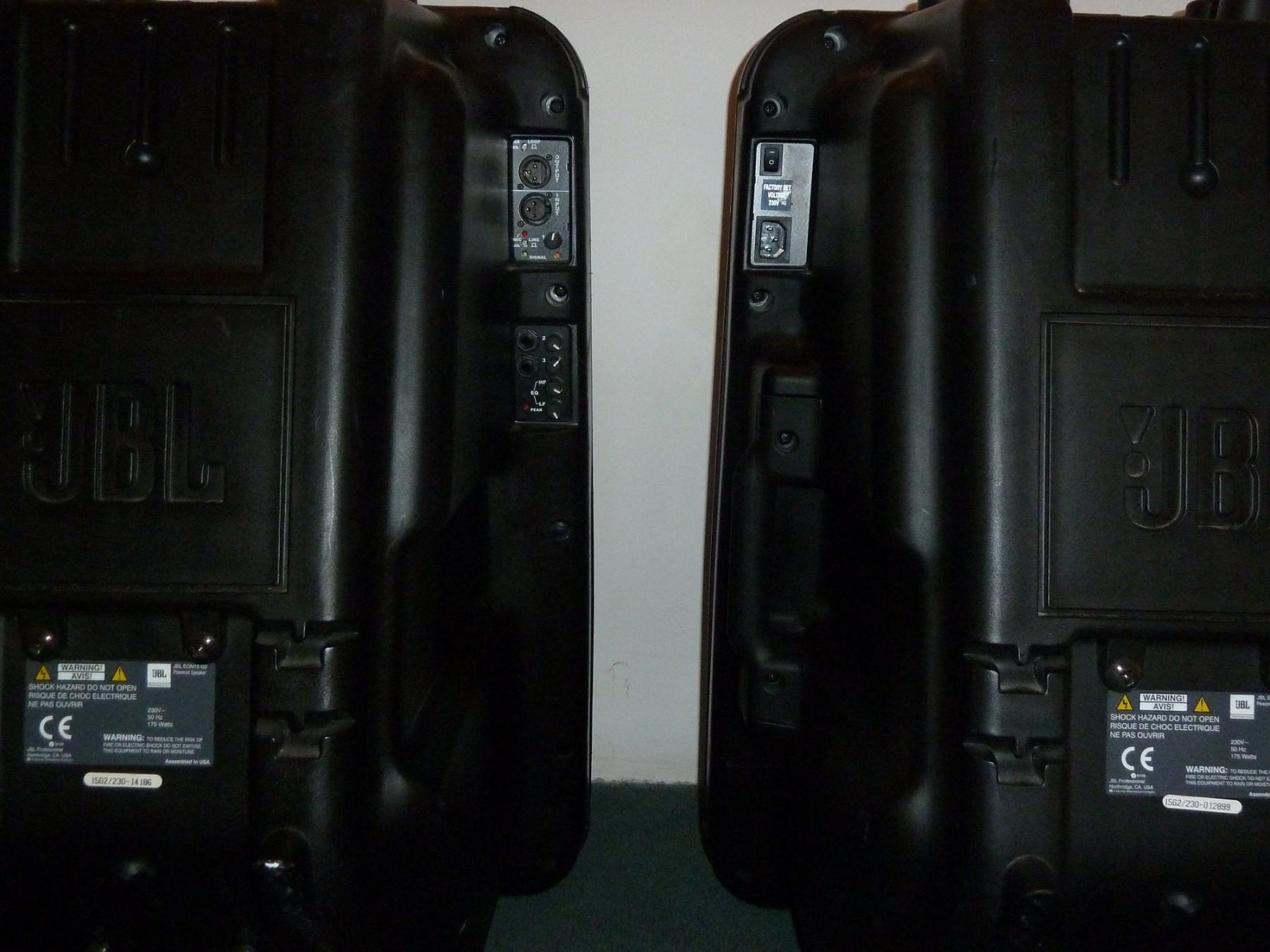 JBL EON 15 G2 PROFESIONALNO OZVUCENJE (51603235) - Limundo.com