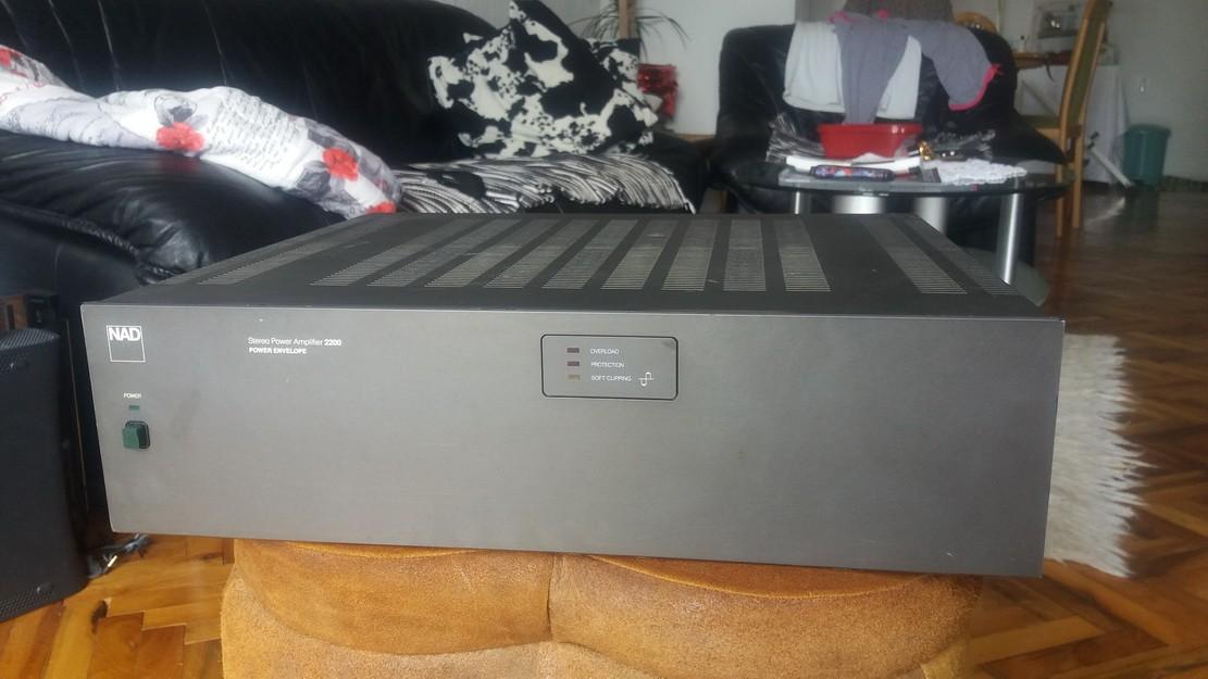 NAD 2200 (snagaš) (58150351) - Limundo com
