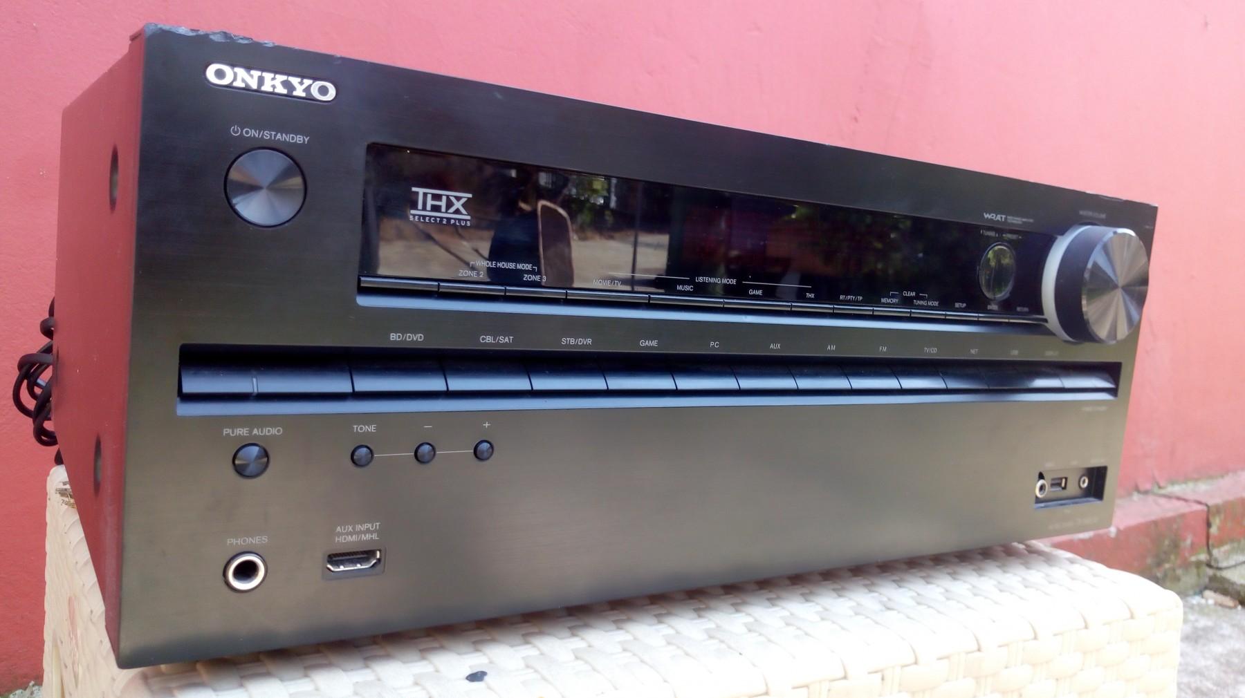Onkyo TX NR616 Network AV Receiver (69584997) - Limundo.com