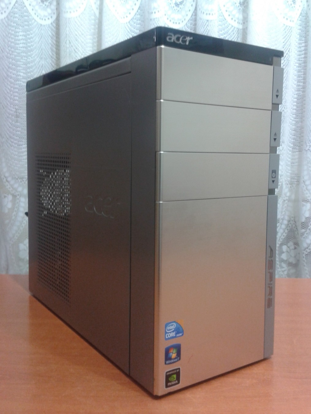 Pc Acer Aspire M5910 Intel Core I5 3 2ghz   8gb   1tb