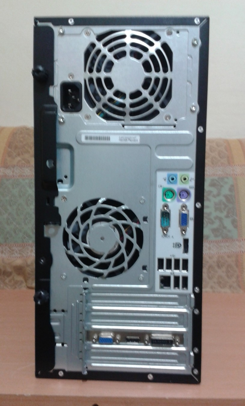 HP paq 6200 Pro Microtower PC HP® Customer Support